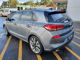 2017 Hyundai i30 PD MY18 SR D-CT Premium Silver 7 Speed Sports Automatic Dual Clutch Hatchback