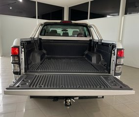 2018 Ford Ranger PX MkII 2018.00MY XLT Double Cab Silver, Chrome 6 Speed Sports Automatic Utility