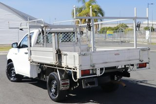 2018 Toyota Hilux White 6 Speed Automatic Cab Chassis.