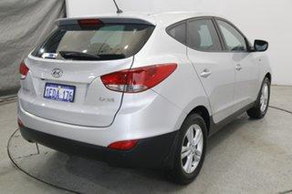 2013 Hyundai ix35 LM2 SE Sleek Silver 6 Speed Sports Automatic Wagon.
