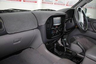 2001 Toyota Landcruiser HZJ105R GXL (4x4) Warm Silver 4 Speed Automatic 4x4 Wagon