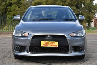 2014 Mitsubishi Lancer CJ MY15 ES Sport Grey 6 Speed Constant Variable Sedan.