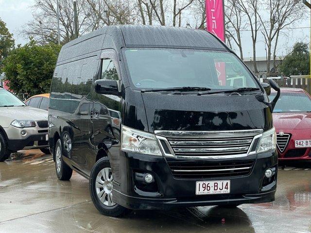 Used Nissan Caravan Toowoomba, 2012 Nissan Caravan Black Automatic Wagon