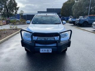2015 Holden Colorado RG MY16 LS Crew Cab White 6 Speed Sports Automatic Utility.