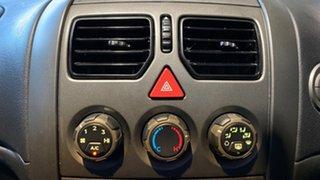 2006 Holden Ute VZ MY06 SV6 Black 5 Speed Automatic Utility