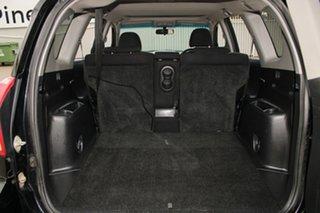 2007 Toyota RAV4 GSA33R SX6 Black 5 Speed Automatic Wagon