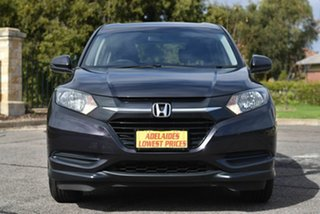 2018 Honda HR-V MY17 VTi Black 1 Speed Constant Variable Hatchback.