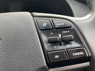 2017 Hyundai Tucson TL2 MY18 Elite AWD Grey 6 Speed Sports Automatic Wagon