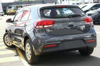 2021 Kia Rio YB MY21 S Perennial Grey 6 Speed Automatic Hatchback.