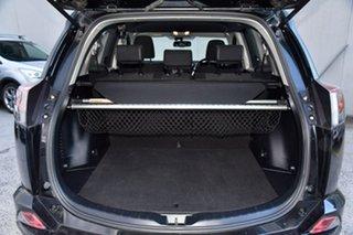 2016 Toyota RAV4 ZSA42R GXL 2WD Black 7 Speed Constant Variable Wagon