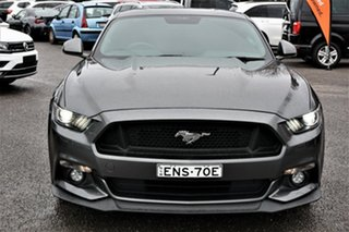 2016 Ford Mustang FM GT Fastback Grey 6 Speed Manual Fastback.