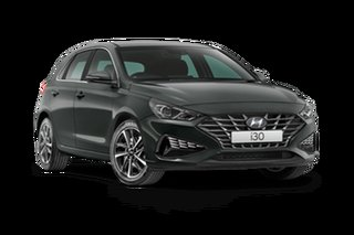2021 Hyundai i30 PD.V4 Active Amazon Gray 6 Speed Automatic Hatchback
