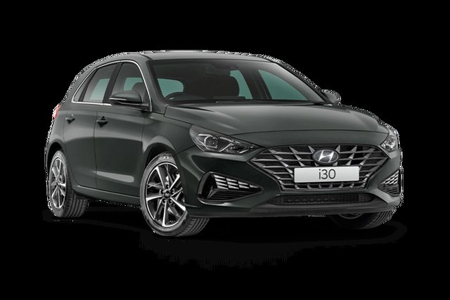 New Hyundai i30 Active Rutherford, 2021 Hyundai i30 PD.V4 Active Amazon Gray 6 Speed Automatic Hatchback