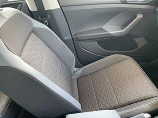 2020 Volkswagen T-Cross C1 MY21 85TSI DSG FWD Style Silver 7 Speed Sports Automatic Dual Clutch