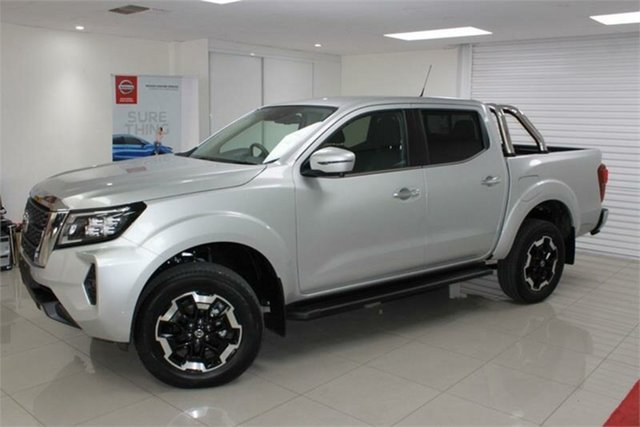 New Nissan Navara D23 ST-X , 2021 Nissan Navara D23 ST-X Brilliant Silver 7 Speed Sports Automatic Utility
