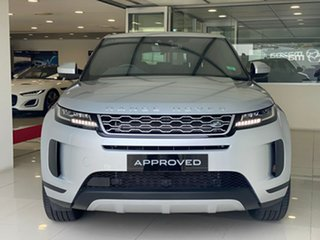 2019 Land Rover Range Rover Evoque L551 MY20 P200 S Silver 9 Speed Sports Automatic Wagon