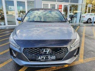 2017 Hyundai i30 PD MY18 SR D-CT Premium Silver 7 Speed Sports Automatic Dual Clutch Hatchback.
