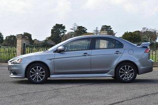 2014 Mitsubishi Lancer CJ MY15 ES Sport Grey 6 Speed Constant Variable Sedan