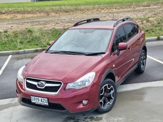 2013 Subaru XV G4X MY14 2.0i-S Lineartronic AWD Red 6 Speed Constant Variable Wagon.