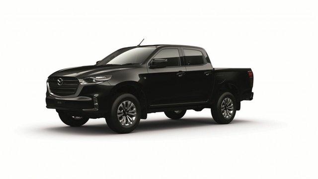 New Mazda BT-50 B30B XT (4x2) Toowoomba, 2020 Mazda BT-50 B30B XT (4x2) True Black 6 Speed Automatic Dual Cab Pick-up