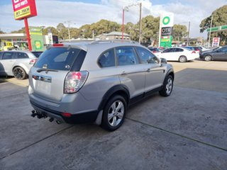 2008 Holden Captiva CG MY08 LX AWD 60th Anniversary Silver 5 Speed Sports Automatic Wagon