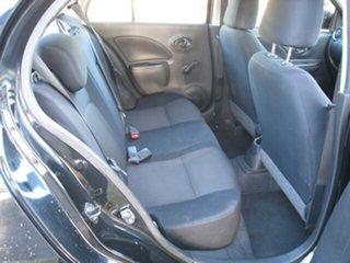 2012 Nissan Micra K13 Upgrade ST Black 4 Speed Automatic Hatchback