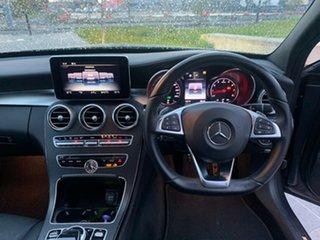 2017 Mercedes-Benz C-Class W205 C250 Grey Sports Automatic Sedan