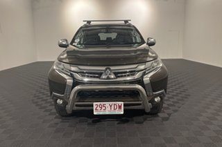 2017 Mitsubishi Pajero Sport QE MY17 GLS Ironbark 8 speed Automatic Wagon.
