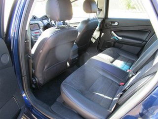 2009 Ford Mondeo MB Titanium Blue 6 Speed Automatic Hatchback
