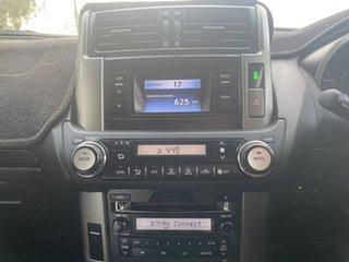 2013 Toyota Landcruiser Prado KDJ150R 11 Upgrade GXL (4x4) Silver Pearl 5 Speed Sequential Auto