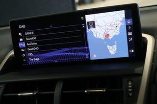 2018 Lexus NX300 AGZ10R MY17 Luxury (FWD) Black 6 Speed Automatic Wagon