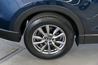 2018 Mazda CX-9 TC Touring SKYACTIV-Drive i-ACTIV AWD Blue 6 Speed Sports Automatic Wagon
