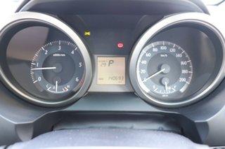 2013 Toyota Landcruiser Prado KDJ150R MY14 GX Glacier White 5 Speed Automatic Wagon