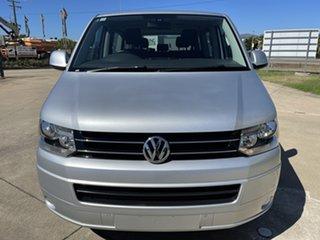 2015 Volkswagen Multivan T5 MY15 TDI340 DSG Comfortline Silver/300615 7 Speed