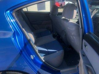 2005 Mazda 3 BK10F1 Neo Blue 5 Speed Manual Sedan