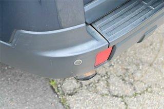 2008 Mitsubishi Pajero NS Platinum Edition Grey 5 Speed Sports Automatic Wagon