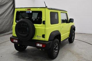 2021 Suzuki Jimny JB74 GLX Yellow 4 Speed Automatic Hardtop