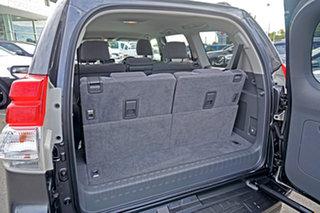 2013 Toyota Landcruiser Prado KDJ150R GXL Grey 5 Speed Sports Automatic Wagon