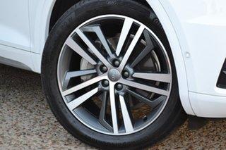 2017 Audi Q5 FY MY17 TDI S Tronic Quattro Ultra Sport White 7 Speed Sports Automatic Dual Clutch