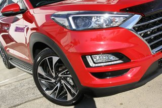 2018 Hyundai Tucson TLE3 MY19 Special Edition AWD Fiery Red 8 Speed Sports Automatic Wagon.