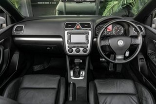 2009 Volkswagen EOS 1F MY09 147TSI DSG Silver 6 Speed Sports Automatic Dual Clutch Convertible