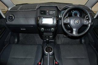 2012 Suzuki SX4 GYA MY13 Crossover S Red 6 Speed Constant Variable Hatchback