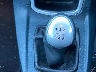 2011 Ford Fiesta WT Zetec Highlight Silver 5 Speed Manual Hatchback