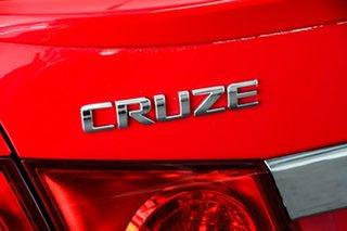 2016 Holden Cruze JH MY16 SRI Z-Series Red 6 Speed Automatic Sedan