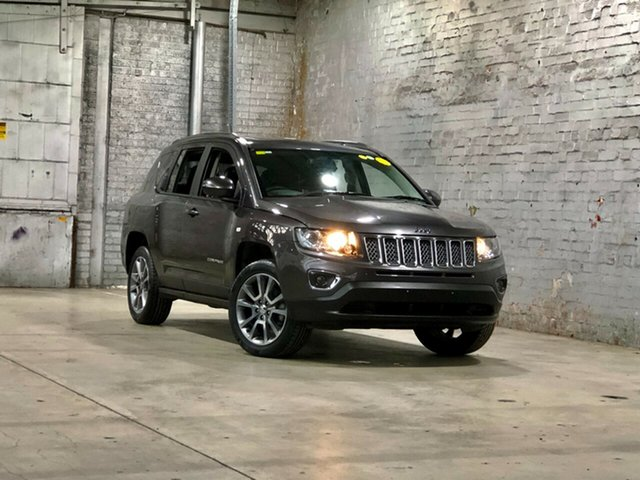 Used Jeep Compass MK MY15 Limited Mile End South, 2015 Jeep Compass MK MY15 Limited Grey 6 Speed Sports Automatic Wagon