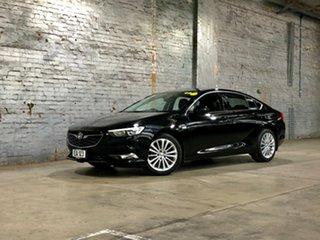 2017 Holden Calais ZB MY18 Liftback Black 9 Speed Sports Automatic Liftback.