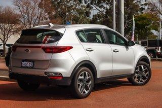 2020 Kia Sportage QL MY20 SX 2WD Silver 6 Speed Sports Automatic Wagon.