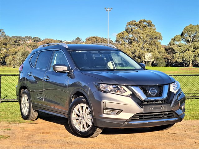 Used Nissan X-Trail T32 ST-L X-tronic 2WD St Marys, 2017 Nissan X-Trail T32 ST-L X-tronic 2WD Grey 7 Speed Constant Variable Wagon