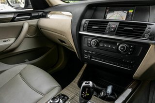 2011 BMW X3 F25 MY1011 xDrive30d Steptronic Blue 8 Speed Automatic Wagon