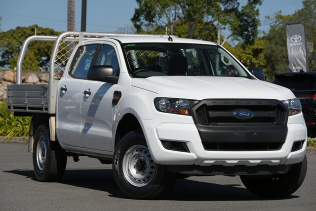 Used Ford Ranger PX MkII XL North Lakes, 2017 Ford Ranger PX MkII XL White 6 Speed Sports Automatic Utility